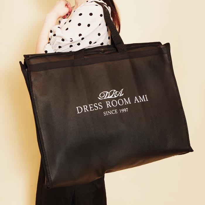 大好評!ドレスケース・ドレスがシワになりにくい!持ち運び、収納に便利なドレスケースバッグ