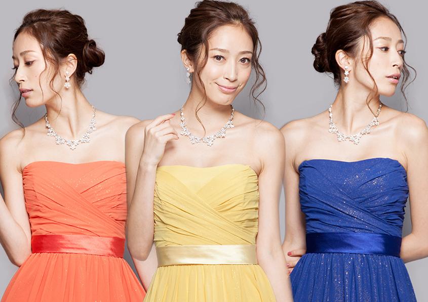 大人気のXY104シリーズに華やかな3色が新たに仲間入り♪