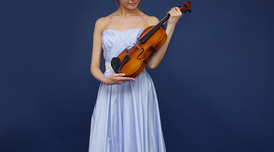 バイオリンの演奏会ドレスの選び方のポイント