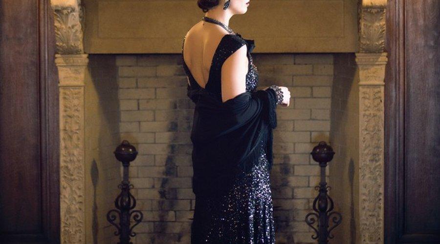 ロングドレスの着こなしの際のアウターボレロの選び方