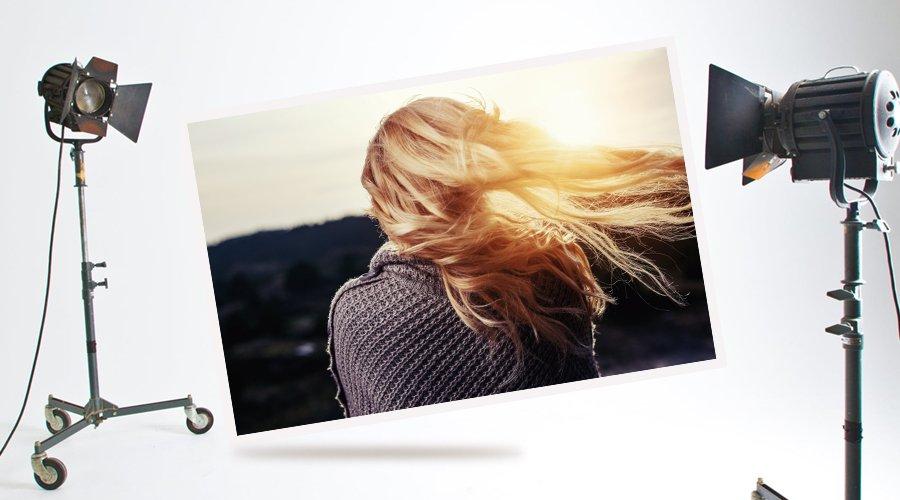 ドレスルームアミが紹介する演奏会の宣材写真での髪型の重要性