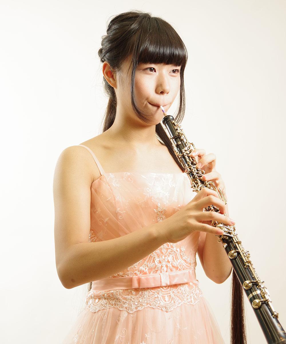 クラリネット奏者のお客様の宣材写真撮影